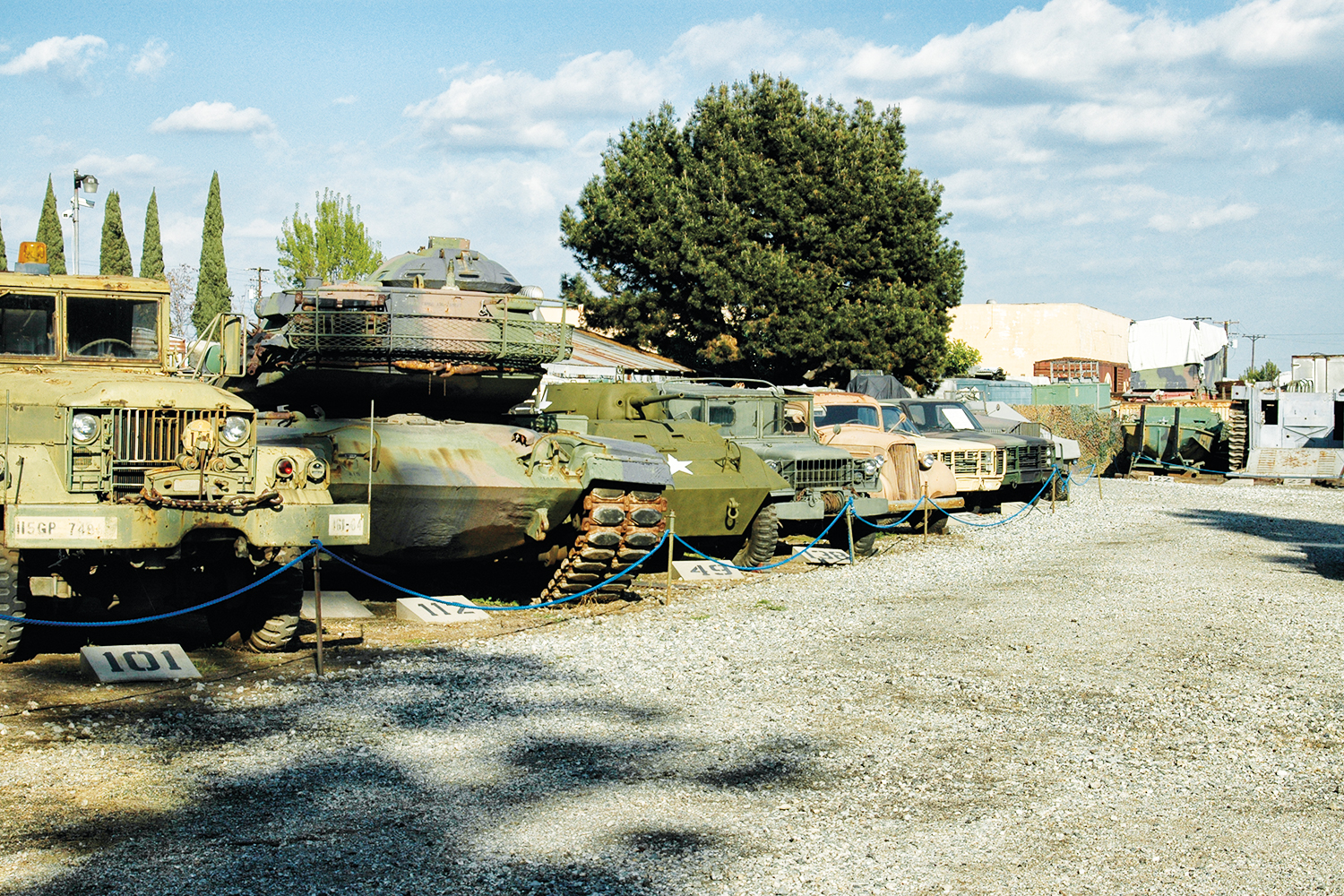 The American Military Museum – Preserving our American Military ...